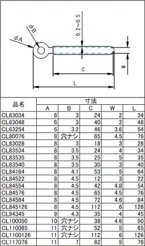 画像2: 配線クリップCLタイプ