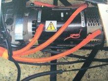 情報2: EV用オレンジコルゲートチューブ(スリット入り):ポリプロピレン製(難燃タイプ)