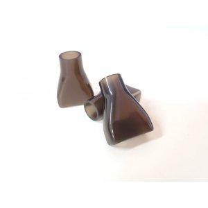 画像: 『期間限定商品』黒透明カプラカバーA221010